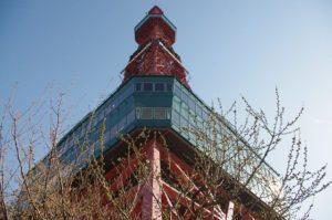 Tower Sapporo Hokkaido Japan  - May_hokkaido / Pixabay